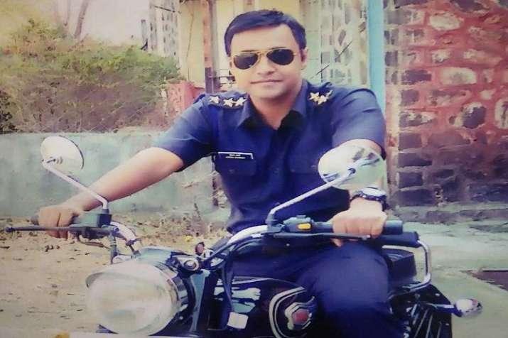 Maj Ketan Sharma- India TV