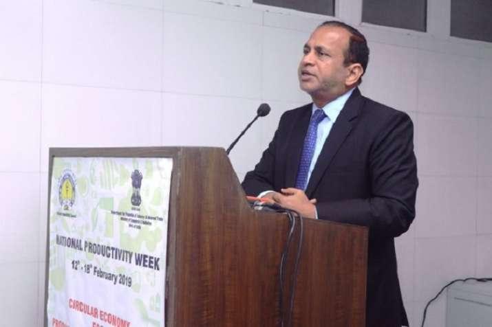 DPIIT Secretary Ramesh Abhishek- India TV Paisa