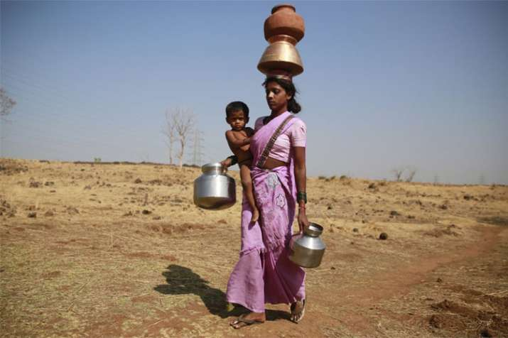 42 percent of India's land area under drought | AP Representational- India TV