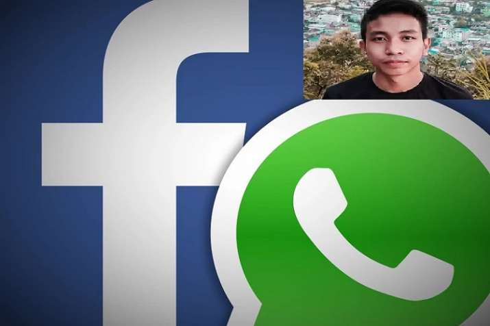 manipur engineer get prize facebook bounty award after detected whatsapp bug- India TV Paisa