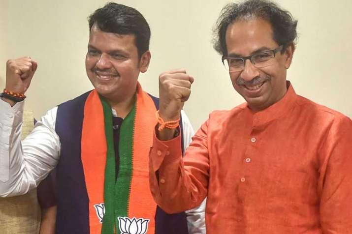 Devendra Fadnavis and Shiv Sena- India TV