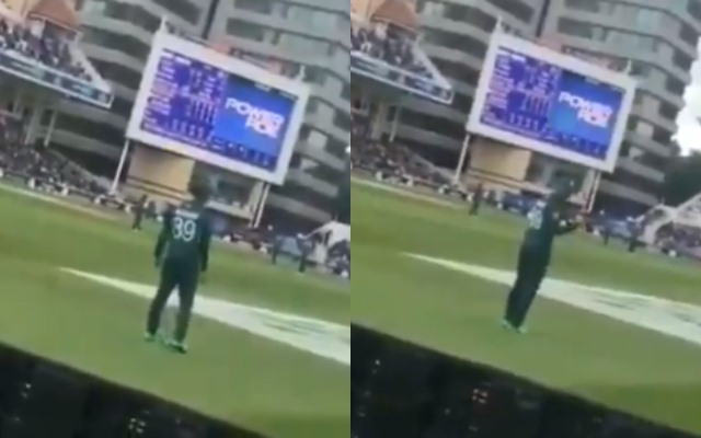When Fan Ask Fakhar Zaman For Buying Pakoda of 20 RS- India TV