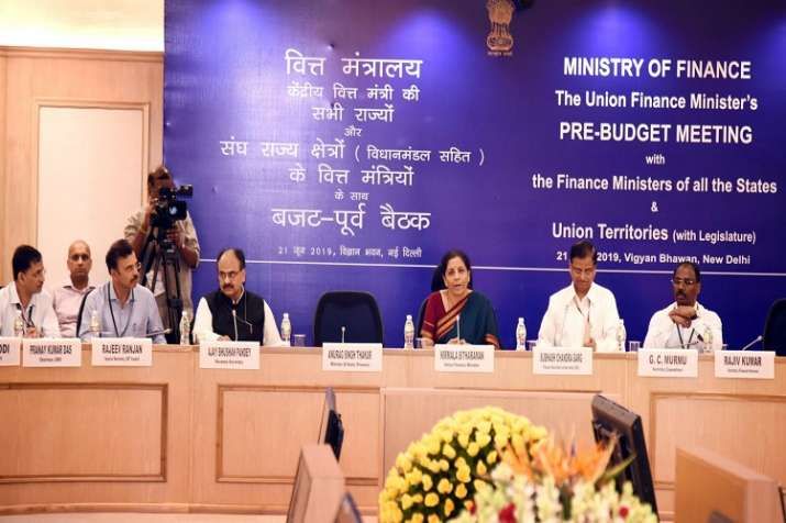 union finance minister nirmala sitharaman says central states should work together for better result- India TV Paisa