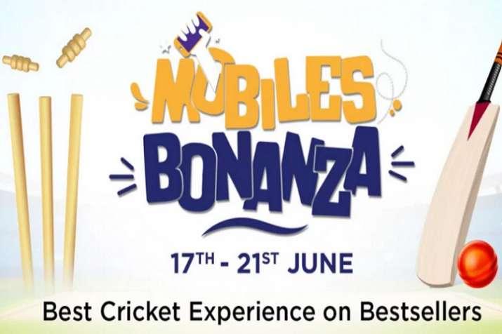 Flipkart Mobile Bonanza Sale 17 june to 21st june 2019 - India TV Paisa