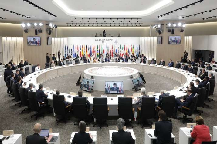 G20 warns of slowing global economy; calls for free, stable trade environment- India TV Paisa