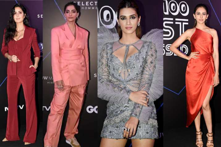 GQ Best Dressed 2019- India TV