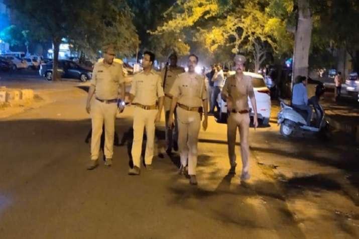 noida police- India TV
