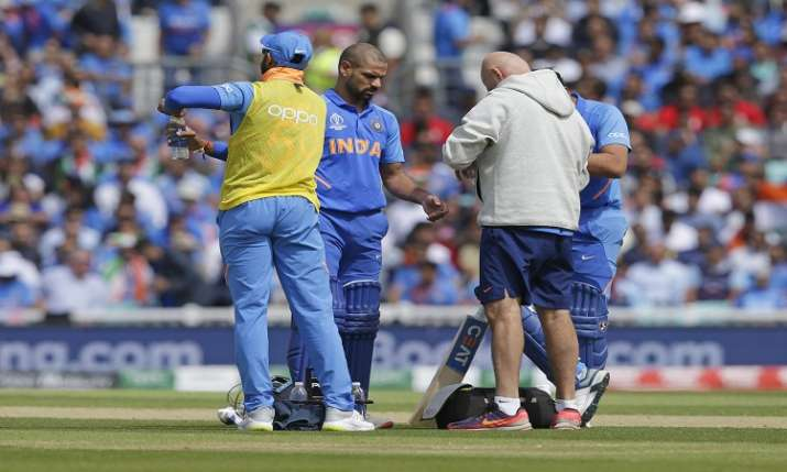 World Cup 2019: चोट के बावजूद...- India TV