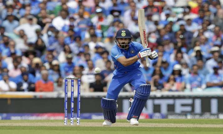 IND VS NZ- India TV