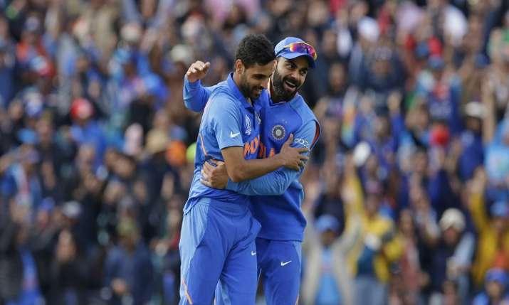 World Cup 2019: भुवनेश्वर...- India TV