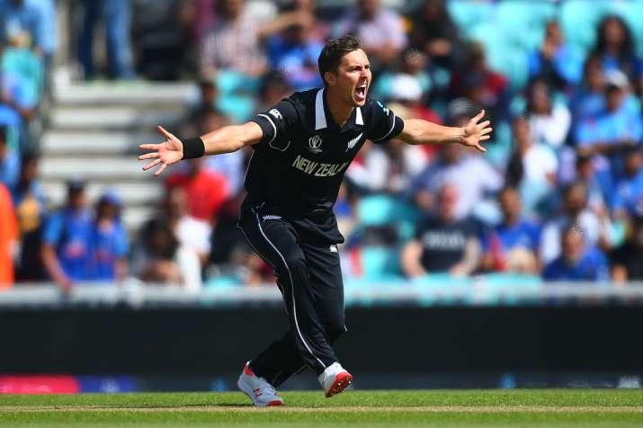 NZ vs AUS: ट्रेंट बोल्ट ने रचा इतिहास, वर्ल्ड कप में हैट्रिक लेने वाले न्यूजीलैंड के पहले गेंदबाज बन- India TV