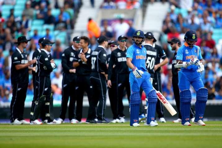भारत का न्यूजीलैंड दौरा- India TV