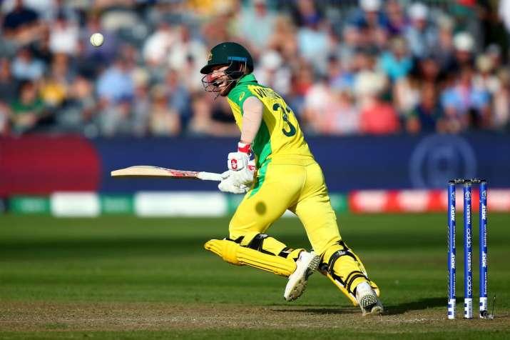डेविड वॉर्नर की वापसी के गदगद ऑस्ट्रेलियाई कप्तान एरॉन फिंच, कहा- खिताब बचाने के अभियान में वो हमारे- India TV