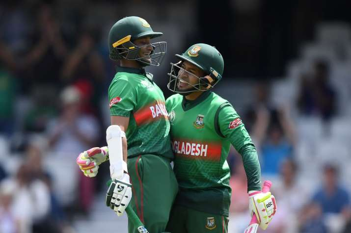 World Cup 2019: Bangladesh made one-day history's highest score Against South Africa- India TV