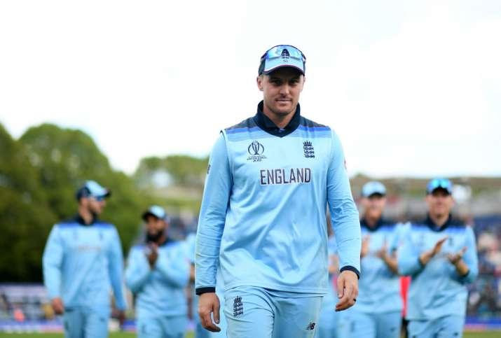 ऐशेज सीरीज से पहले इंग्लैंड का फैसला, पहली बार टेस्ट टीम में शामिल किए गए वर्ल्ड कप हीरो जैसन रॉय- India TV