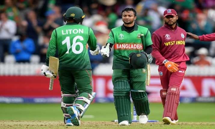 World Cup 2019: शाकिब अल हसन ने...- India TV