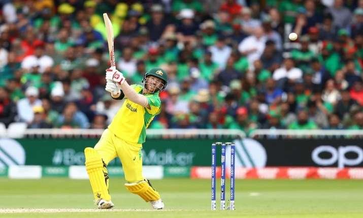 World Cup 2019: डेविड वॉर्नर...- India TV