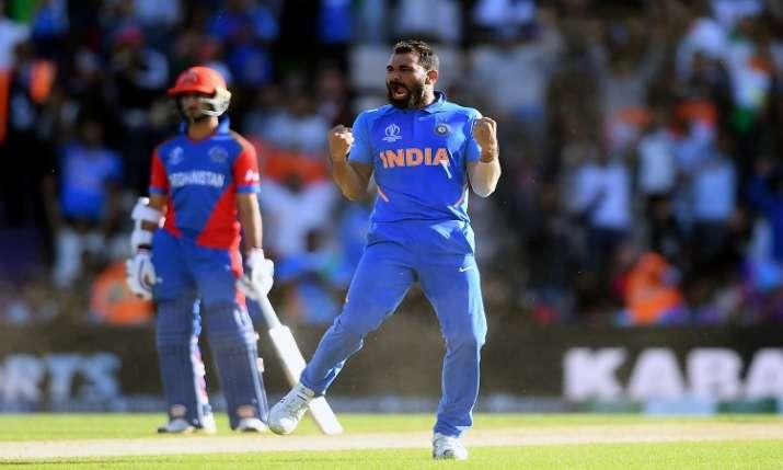World Cup 2019: मोहम्मद शमी ने...- India TV