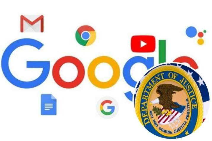 google faces anti trust probe by united states justice department- India TV Paisa