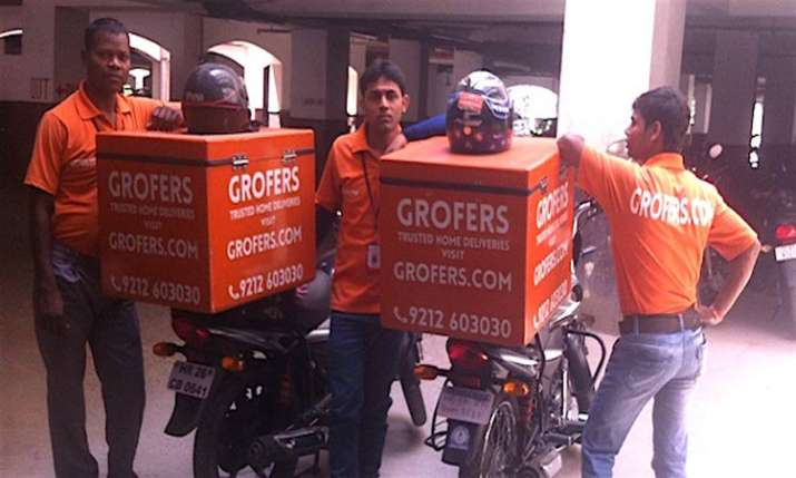 Grofers forays into packaged milk- India TV Paisa
