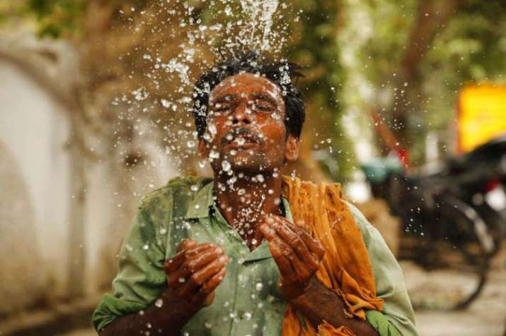 Heat Wave File Photo- India TV