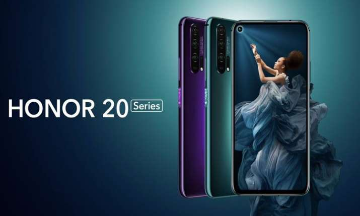 Huawei's Honor 20 series smartphones to get Android Q updates- India TV Paisa