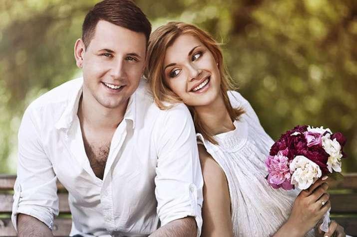 Happy couple- India TV