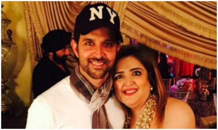 Hrithik roshan and Sunaina roshan- India TV