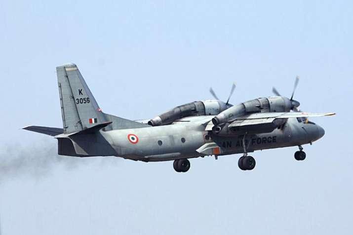लापता एएन-32 विमान की तलाश में बड़े पैमाने पर अभियान जारी- India TV