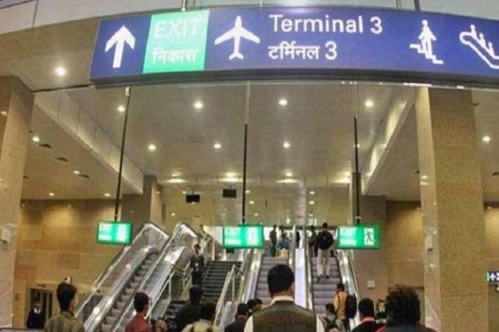 IGI AIRPORT- India TV