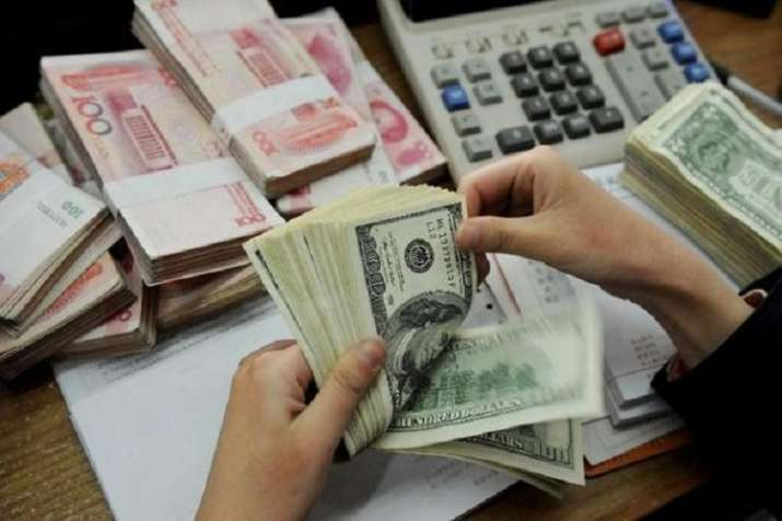 India's forex reserves decline by 1.35 bn to USD 422.2 billion dollar- India TV Paisa