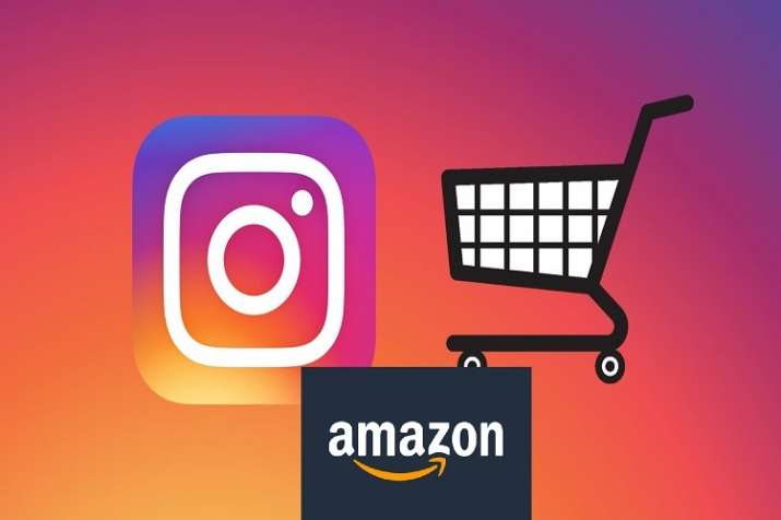 Instagram threatening Amazon with its e-trade plans- India TV Paisa