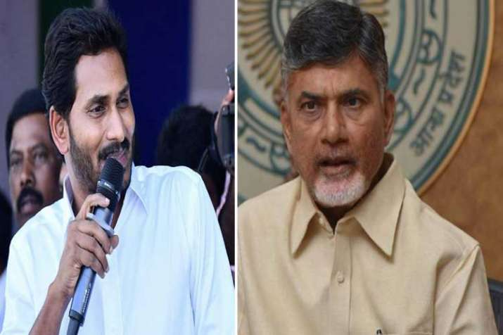 jagan mohan reddy and chandrababu naidu- India TV