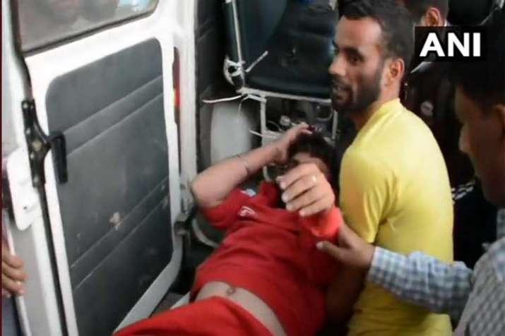 Two dead, 6 injured as raft capsizes in J-K's Pahalgam- India TV
