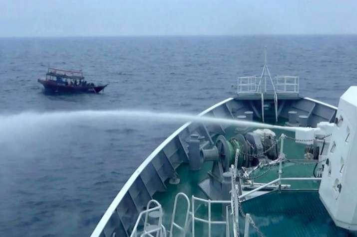 japan boat- India TV