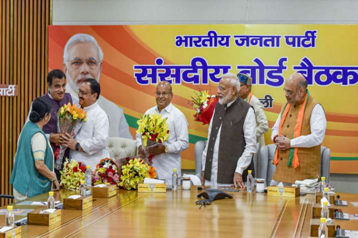 JP Nadda will be working president of BJP- India TV