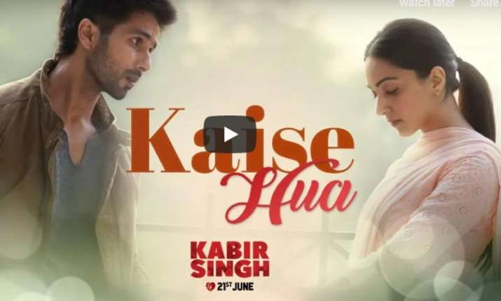 Kabir Singh Kaise Hua Song- India TV