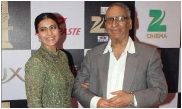 Kajol and veeru devgn- India TV