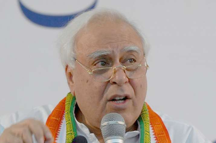 Congress leader Kapil Sibal | PTI File- India TV