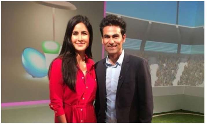 Katrina kaif and mohammad kaif- India TV