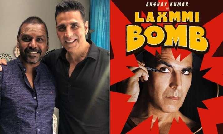 Raghava Lawrence back to direct Laxmmi Bomb- India TV