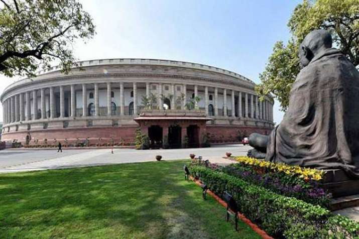 First Parliament session of 17th Lok Sabha to commence on Monday- India TV