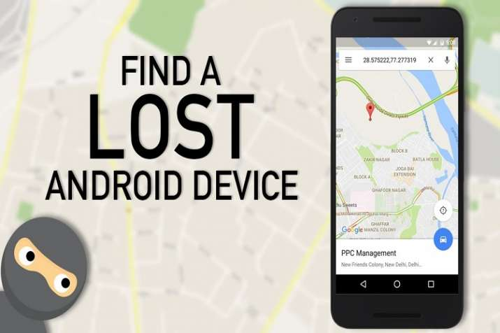 Find My Device: How to track your Lost Mobile Using Google Map- India TV Paisa