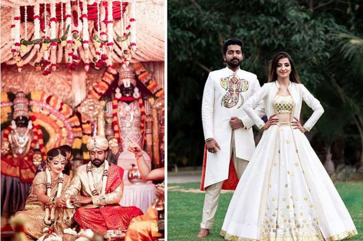 lovey sasan gets married to koushik krishnamurthy - India TV