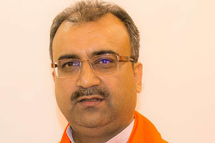 Bihar Health Minister Mangal Pandey | ANI- India TV