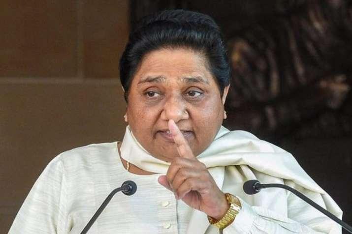 मोदी को जिताने वाले वोटरों पर मायावती का तंज, दिया यह बड़ा बयान- India TV