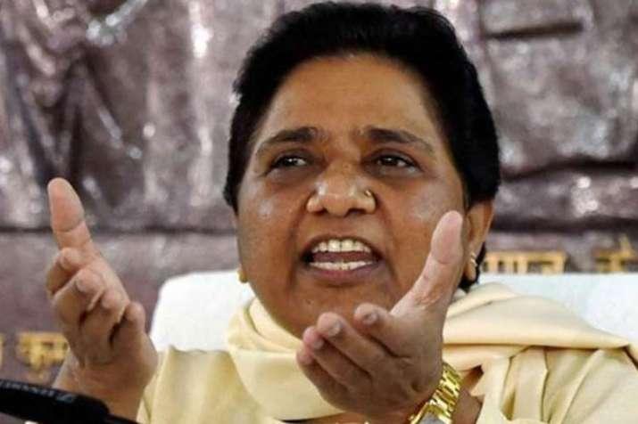 BSP Supremo Mayawati - India TV