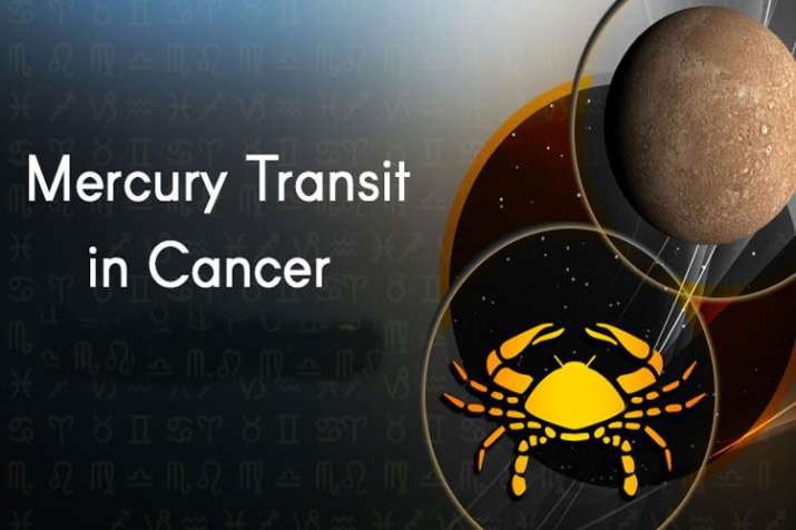 Mercury transit in cancer from 21 june - India TV