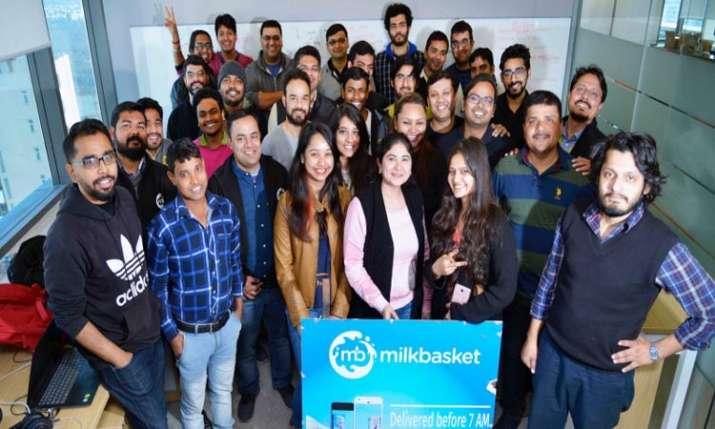 Milkbasket raises USD 10.5 mn from Unilever Ventures, others- India TV Paisa