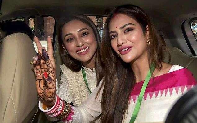 नुसरत जहां ,मिमी...- India TV